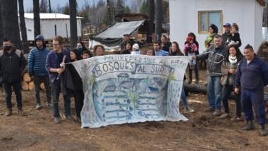 Vecinos del barrio Bosques al Sur hicieron una presentación judicial.