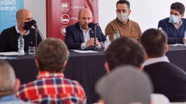 El intendente Gustavo Sastre destacó los alcances de la iniciativa.