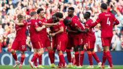 Los Reds golearon y siguen invictos (13 de 15 puntos). Mané abrió el marcador y Salah volvió a convertir.