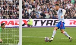 Cuatro goles en 3 partidos para CR7 desde su regreso al Manchester United.
