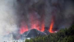 Dormido. Así estuvo este volcán durante los últimos 50 años, pero ahora...