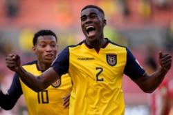 Sobre el final, Ecuador marcó los dos goles para el triunfo 2-0 sobre Paraguay y se puso segundo en las Eliminatorias Sudamericanas.