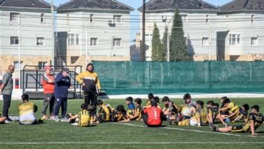 Captadores de Independiente de Avellaneda hicieron pruebas a jugadores de las formativas de Madryn.