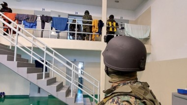 Allanamientos en el IPP con policías del Chubut implicados.