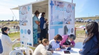 Aspiran a emplear los espectáculos al aire libre para fomentar la vacunación en Puerto Madyrn.