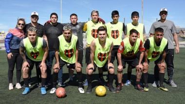 En instalaciones del club Independiente, la Liga F7 presentó el seleccionado que jugará el Nacional en Escobar.