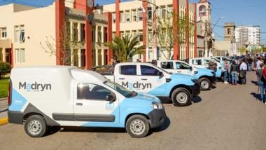 Las camionetas serán destinadas a distintos sectores del municipio.