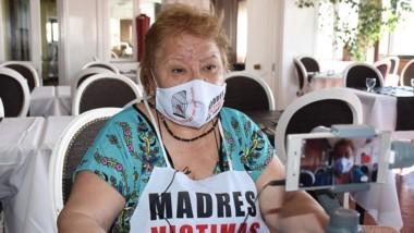 """Margarita Meira en la entrevista con diario  Jonrada. """"Los prostíbulos están prohibidos"""" , reiteró."""