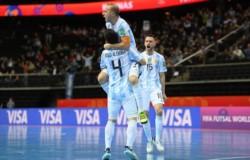 En la reedición de la última final, Argentina pasó a Rusia por penales y está en semifinales.