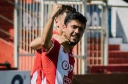 Mauro Luna Diale, quién después de mucho tiempo lesionado volvió a la titularidad, fue el autor de los dos goles y el responsable de la victoria tatengue.