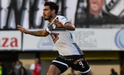 En un partido poco atractivo, Axel Rodríguez golpeó en 2 ocasiones y le dio la victoria al Albo.