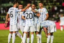 Con el gol ante Venezuela, Lautaro Martínez suma 15 en 30 partidos con la Selección Argentina.