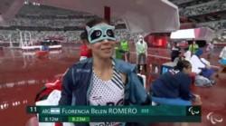 La esquelense participó en su segundo Juego Paralímpico.