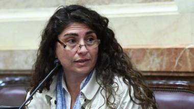 Interesada. Ana Ianni, senadora por Santa Cruz, explicó su inquietud.