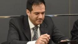 Rodríguez Lastra, durante una de las audiencias del juicio realizado en Cipolletti. (Foto: Diario Río Negro)
