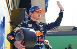 Décima pole para el Verstappen en la Fórmula Uno.