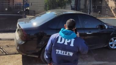 El auto quedó filmado por cámaras el día del hecho.
