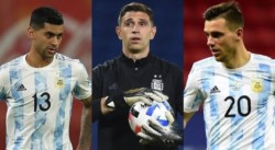 Sanidad de Brasil pide el aislamiento y la deportación inmediata de los 4 futbolistas argentinos de la Premier League.