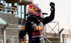 Verstappen manejó a la perfección la carrera y gana en su casa. Es nuevo líder del mundial.