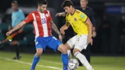Paraguay no pudo con Colombia en el Defensores del Chaco.
