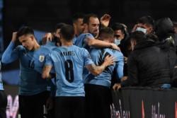 Uruguay cumplió con la obligación de marcar la distancia grande que hay con Bolivia.