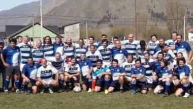 El equipo de veteranos de Los Pumas Classic, vuelven a visitar las instalaciones de Esquel RC por cuarta vez.