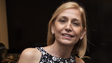 Referente. La jueza Reyes, miembro de la Asociación que busca equidad.