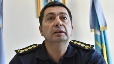 El subjefe de la Policía salió al cruce de Yauhar por la inseguridad.
