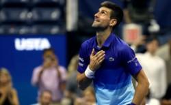 Novak Djokovic fue de menor a mayor, venció a Berrettini, en poco más de tres horas de partido