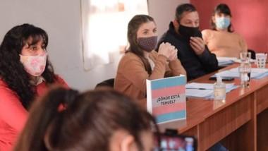 Tehuel. Concejales sesionaron con el reclamo del joven desaparecido.
