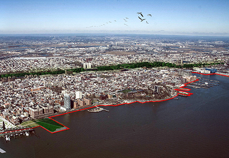 07 hoboken site aerial copyright oma