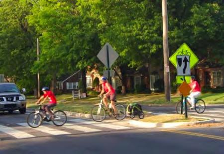 Greenline crossing