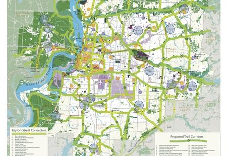 Greenprint concept map
