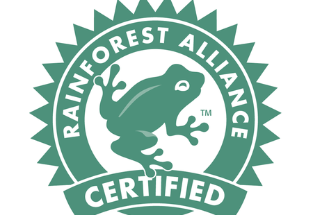 Rainforest alliance certified seal lg