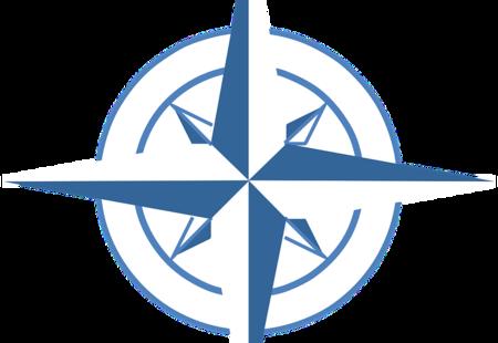 Blankcompass
