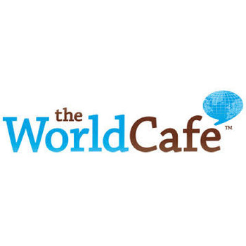 World cafe logo
