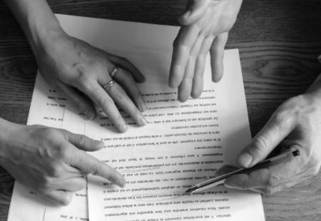Ecrivains consult   texte 4 mains