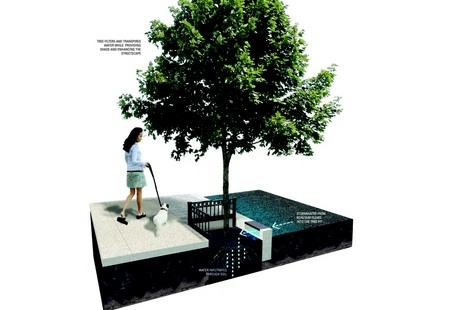 Stormwater tree