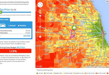 Total driving costs screenshot 0