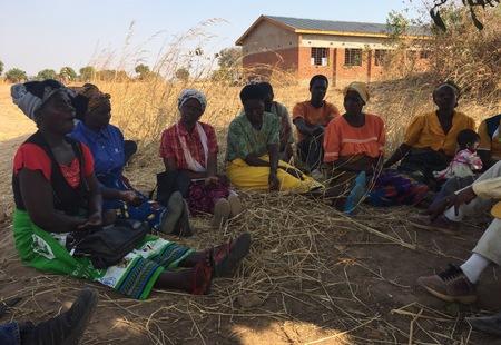 Malawi field 1