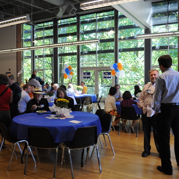 Seattle   northgate community center function hall 02