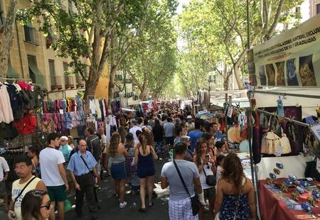 El rastro market  madrid 2016 2