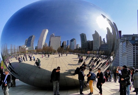 Chicago bean 402556 960 720