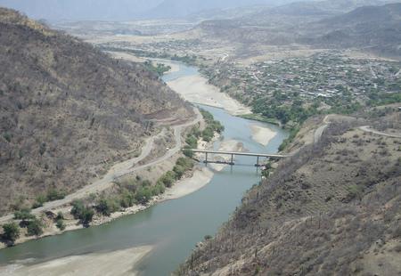 Mezcala %28or balsas%29 river in guerrero  mexico