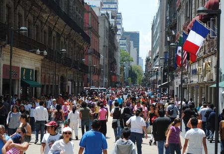 Calle madero   mexico city