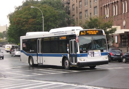 Mta new york city bus orion vii next generation %282009%29
