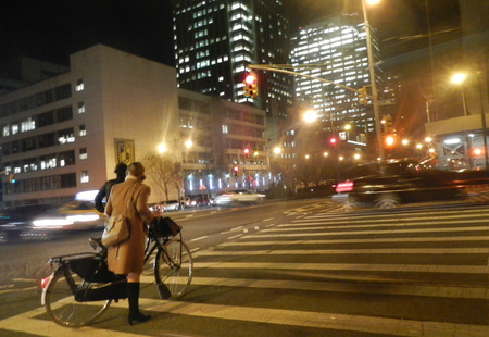 Nite bike commuters tillary st jeh