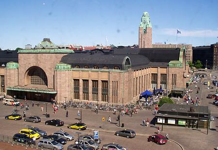 Helsinki hauptbahnhof 2005 09