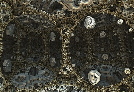 Abstraction complexity mathematical fractal 1906793