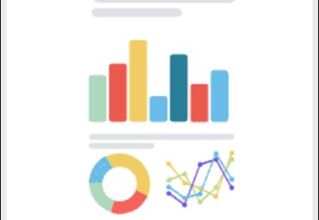 Steps infographics